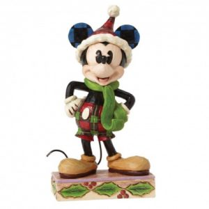 f233200de909 Disney Traditions Merry Mickey Mouse