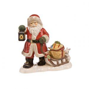 Goebel Kerstman & dieren