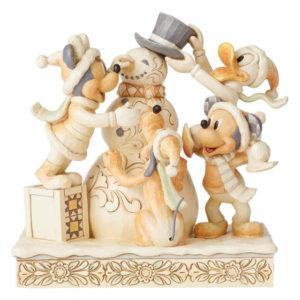 White Woodland Disney