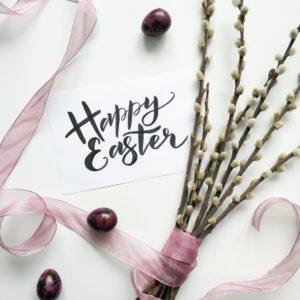 Cadeau's voor Pasen