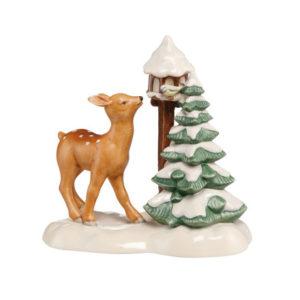 Kerstman & het Winterbos